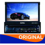 Dvd Retrátil Napoli Touch 7997 Bluetooth Usb Tv Automotivo