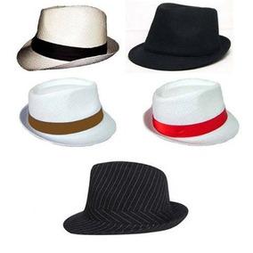 Chapéu Fedora Estilo Panamá Importado = T V
