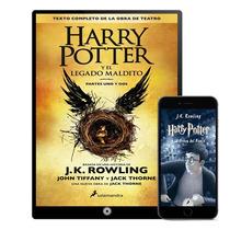 Harry Potter El Legado Maldito Colección 18 Libros - Digital