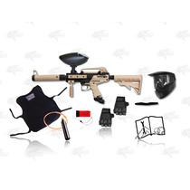 Paquete Marcadora Tippmann Cronus Tactical Gotcha Xtreme