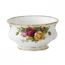 Terronera- Porcelana Royal Albert-old Country Roses