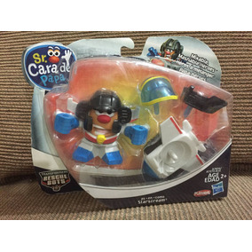 Señor Cara De Papa Toy Story Transformers Playskool Hasbro