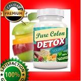Pure Colon Purecolon Detox Cleanse Adelgazante Adelgazar