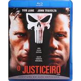 Blu-ray - O Justiceiro (lacrado) - Marvel