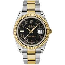 Rolex Oyster Perpetual Datejust Ii Del Reloj Para Hombre