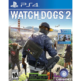 Watch Dogs 2 - Ps4 - En Stock! - Nuevo - Fisico - Nextgames
