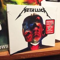 Metallica Hardwired... To Self Destruct 3 Cd Importado Usa
