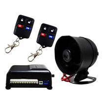 Auto Alarma Audiobahn Ms-111 4 Botones Anti-asalto Sensor
