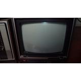 Tv/ Televisor/televisão Antiga Telefunken Stereo