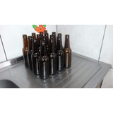 60 Garrafas 343ml Long Neck Para Cerveja Artesanal