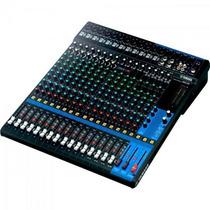 Mesa De Som Analógica 20 Canais Mg20 Yamaha