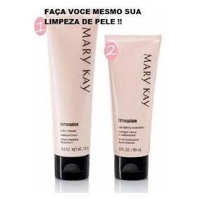 Kit Básico De Limpeza 3 Em 1 Hidratante Facial Mary Kay