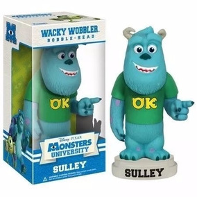 Sulley Monsters S.a Wacky Wobbler Funko