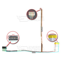 Cable Flex Nuevo Para Lcd Compaq 435 Presario Cq43 Series