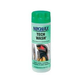 Tech Wash 300 Ml Limpiador Impermeabiliza Alpinismo Nikwax