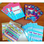 Cuadernos Escolares Personalizados Forrados