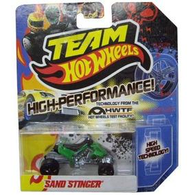 Hot Wheels Team Carrinhos Básicos - Sand Stinger - Mattel