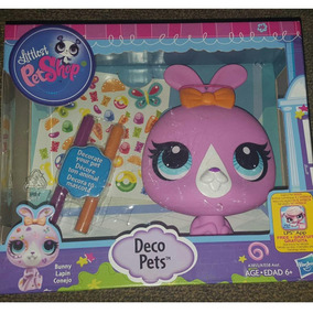 Little Pet Shop Decora Tu Mascota Original Importado