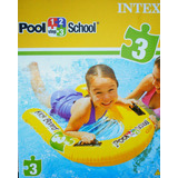 Bodyboard Tabla Barrenar Niños, Intex, Exclusivo
