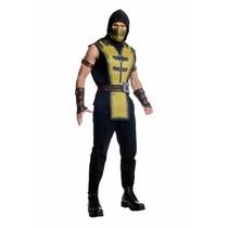 Fantasia Scorpions Mortal Kombat