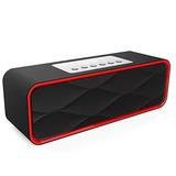 Apie W Altavoz Bluetooth Portátil Con Estéreo Bajo Hi-fi D