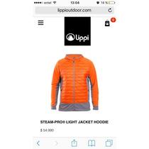 Chaqueta Lippi Steam-pro Light Jacket Hoodie