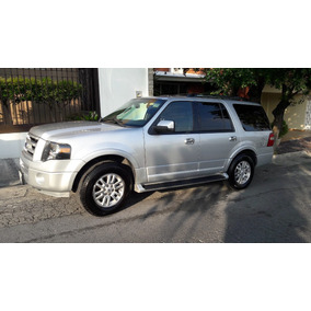 Expedition Limited 5.4 4x2 Soy Particular Poco Negociable