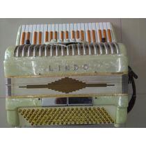 Acordeon Teclas De Piano Voces Gabbanelli 5 Registros