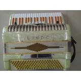 Acordeon Teclas De Piano Voces Gabbanelli 5 Registros