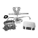 Kit Carburador Central Fusca Idf 40 / 40 Weber