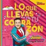 Cd Topa Junior Express Lo Que Llevas En Tu Corazon