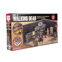 The Walking Dead Governor´s Room Bulding Toys Mcfarlane