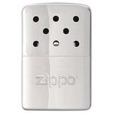 ¡ Calentador De Manos Zippo Hand Warmer Silver Adiós Frío !!
