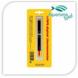 Sera Termômetro Adesivo Digital Externo P/ Vidros De Aquário