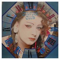Disco De Vinil Culture Club Raro - This Time - Raro