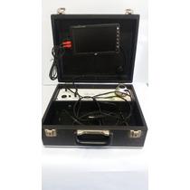 Equipamento Optico Para Análise Capilar