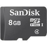 Cartão De Memória 8gb Micro Sd + Pen Drive Kingston Saintche