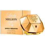 Perfume Lady Million Edp 80ml Original Fiorani Free Shop