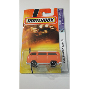1:64 Volkswagen T2 Bus Kombi Matchbox Lacrada
