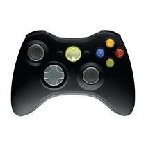 Control P/xbox 360 Y Pc Msf Usb Ina Ngr Microsoft