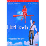 Hechizada / Nicole Kidman Will Farrell / Dvd Usado