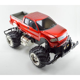 Ford F-150 Xlt Triton - Fx4 Off Road - Vermelha