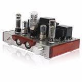 Amplificador De Bulbos Class A Audio Hifi