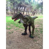 Dinosaurio, Botarga De Raptor Se Hace Sobre Pedido