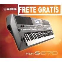 Teclado Musical Psr S670 Yamaha
