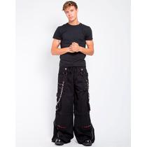 Pantalon Cyber Tripp Af7647m C/ Cadenas Punk Rocker Gothic