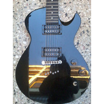 Guitarra Cort Zenox Les Paul Z40 Black Canje Envio Tarjetas!