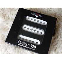 Set De Captadores Fender Custom Shop 69 - Made In Usa