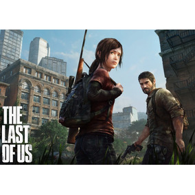 Poster Cartaz Jogo The Last Of Us #d