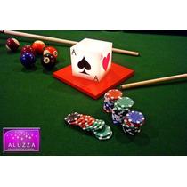Centro De Mesa Para Xv Años Tema Casino Aluzza